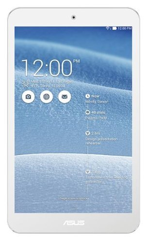 ASUS ME181C A1 WH 8 Inch Tablet White product image