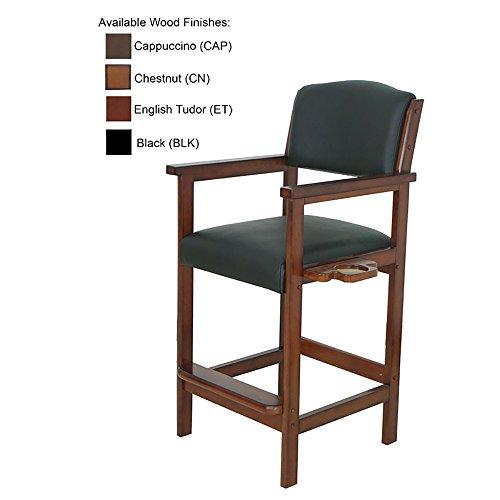 Spectator Stool - Spectator Chair Bar Stool - Black Finish