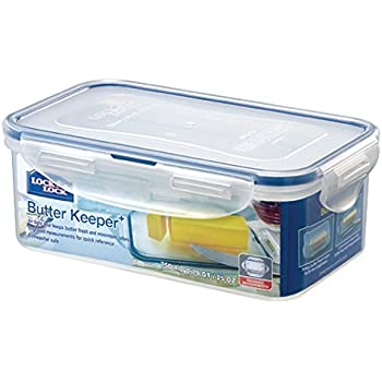 LOCK u0026 LOCK Airtight Rectangular Food Storage Container with Butter insert Butter Case 25 -  sc 1 st  Amazon.com & Amazon.com: Snips Farm Cheese Keeper: Kitchen u0026 Dining