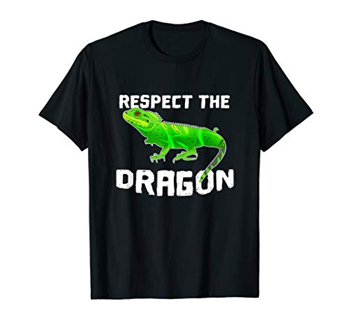 (Pet Chinese Water Dragon Shirt Lizard Lover T-Shirt Gift)
