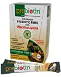 Prebiotin Prebiotic Fiber Stick Pack, 2g Packets, Box of 30 by Prebiotin