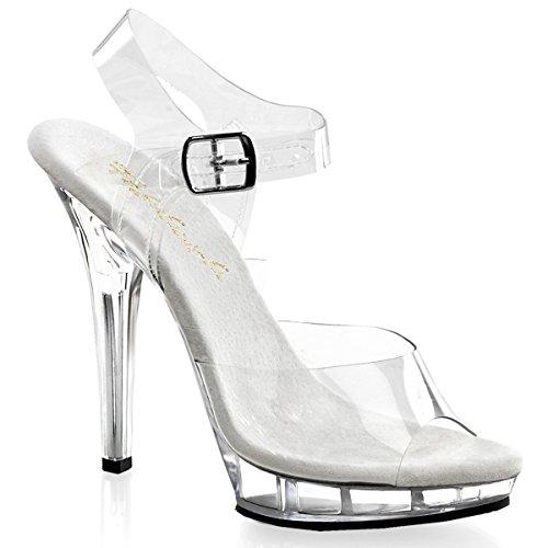 Donna C Sandali M Transparent Eleganti Lip108 Pleaser qRXwTq