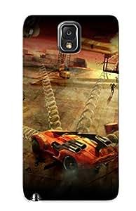 KlZKWnu6277GPRXF New Galaxy Note 3 Case Cover Casing(carmageddon Reincarnation)/ Appearance