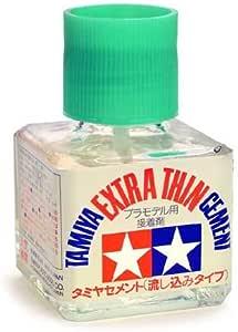 Plastik Yapıştırıcı - Ekstra İnce (40 ml.)