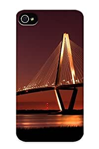 Creatingyourself High Quality Bridges Case For Iphone 4/4s / Perfect Case For Lovers