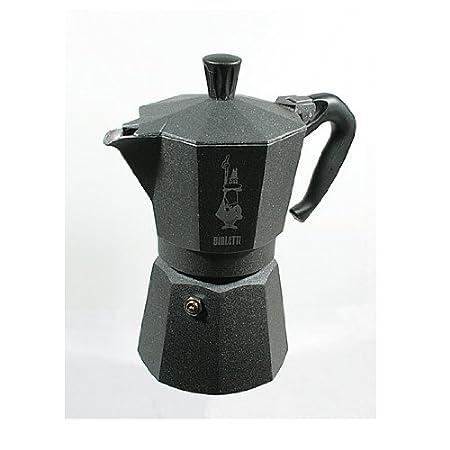 Bialetti Moka Express - Cafetera espresso para 6 tazas, color ...