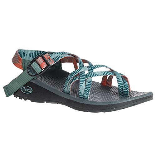 Chaco Z/Cloud X2 Sandal - Women's Rune Teal, 5.0 by Chaco