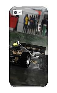 Hot Fashion Tpu Case For Iphone 5c- Gran Turismo 6 Defender Case Cover 6884206K75476028