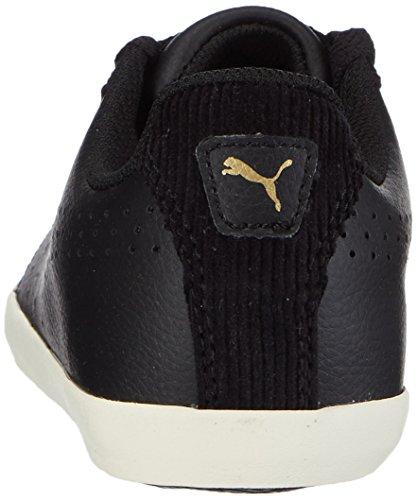 Puma  Civilian CDR, Sneakers basses mixte adulte Noir (Black)