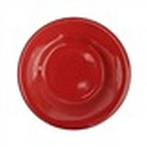CHRISTOPHER RADKO SIMPLY RED SALAD PLATE 8