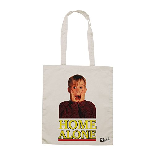 Borsa Home Alone - Panna - Film by Mush Dress Your Style