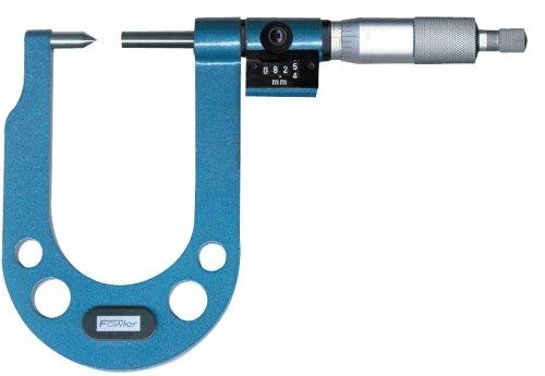 Fowler 7-32mm Digit Counter Disc Brake Micrometer (Brake Rotor Micrometer)