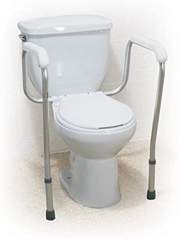 EVA Medical Deluxe Toilet Safety Frame