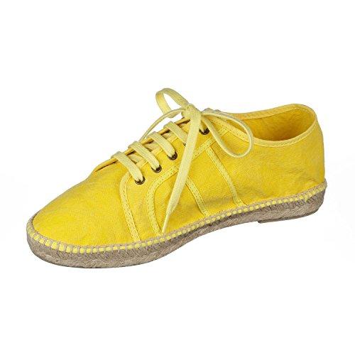 Zapatilla JOYCE Soria Espadrilles N Yellow JOE nqpw4BCq