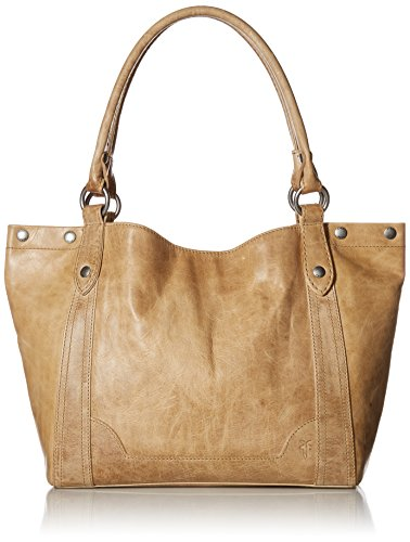 Leather Handbag Melissa Shoulder Sand FRYE qFESTT