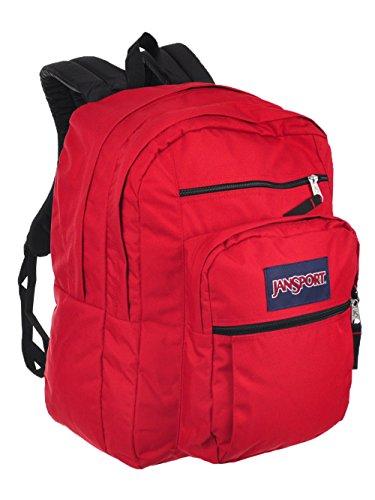 JanSport Big Student Backpack, Viking Red