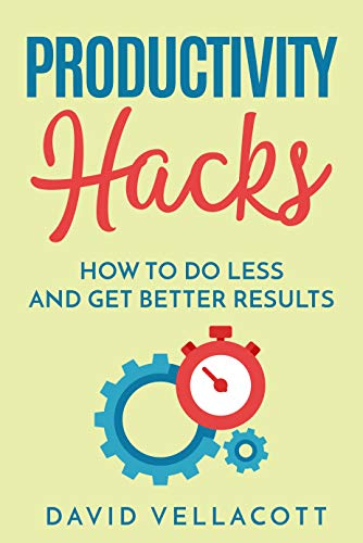 """Is it possible to do less and get better results? Absolutely! Can anyone learn the productivity hacks needed to do it? Absolutely!Bottom line is that most of the """"stuff"""" we fill our to do lists with can be eliminated, delegated or deprioritized. Even..."""