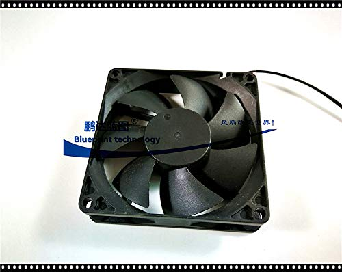 REFIT New Mute Yong Lin Xing DFB802012L Dual Ball Bearing 8020 8 cm 12 v Chassis Cooling Fans