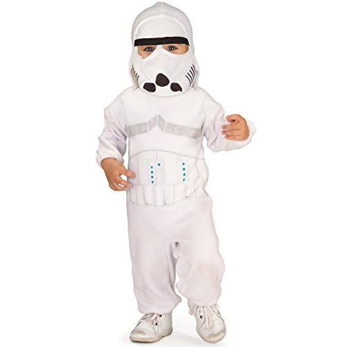 Rubie's Stormtrooper Baby Infant Costume - Toddler -