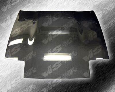 300zx Carbon Fiber Hoods (VIS 87-89 Nissan 300ZX Carbon Fiber Hood OEM Z31 88)