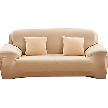 Amazon Chunyi Printed Sofa Covers 1 Piece Spandex Fabric