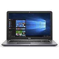 2018 Newest Flagship Dell Inspiron 17.3 HD+ Anti-Glare Laptop - Intel Dual-Core i5-7200U 12GB DDR4 1TB HDD DVD-RW Bluetooth 802.11ac MaxxAudio Backlit Keyboard HDMI Webcam 3-in-1 Card Reader Win 10