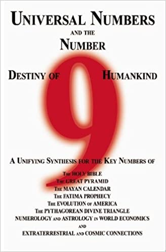 Universal Numbers and The Number 9 Destiny of Humankind: William P