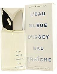 L'Eau Bleue D'Issey Eau Fraiche By Issey Miyake For Men. Eau De Toilette Spray 4.2 Oz.