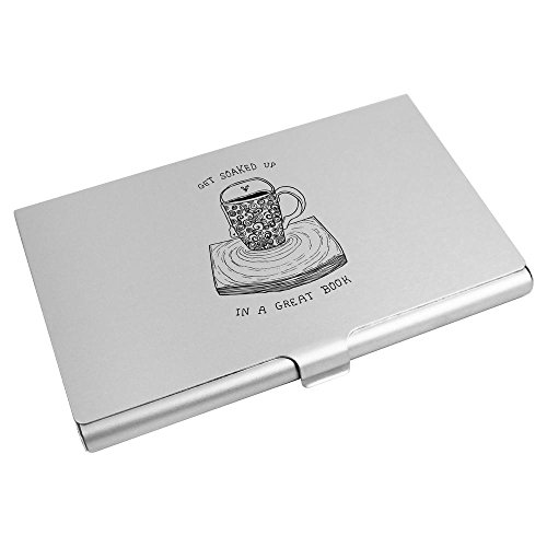 'Book Business Holder Tea Card Wallet Cup' amp; Card Azeeda CH00009367 Credit AwndpqI