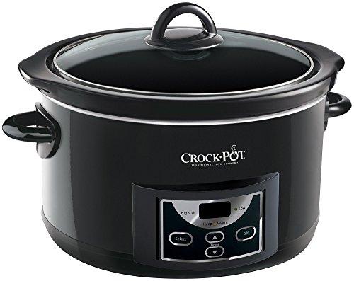 Crock Pot, 5 Qt (Crock Pot 5 Quart Slow Cooker)