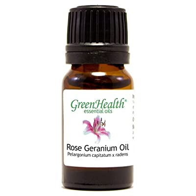 Rose Geranium 100% Pure Therapeutic Grade Essential Oil -15ml by WFMED
