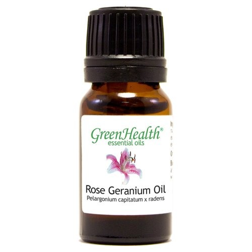 Rose Geranium 100% Pure Therapeutic Grade Essential Oil -15ml