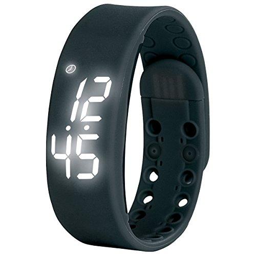 VITALmaxx 01914 Bracelet de fitness à DEL