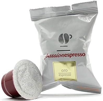 100 CAFFE' LOLLO ORO COMPATIBILI NESPRESSO