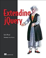Extending jQuery Front Cover