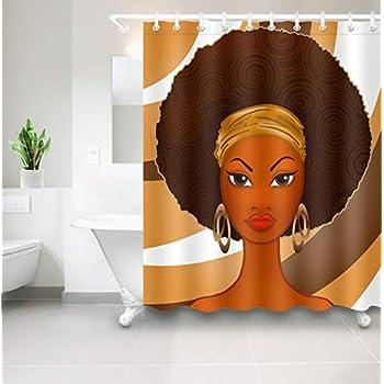 Amazon.com: Colección de cortinas de ducha LB: Home & Kitchen