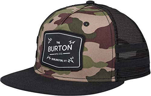 Burton Bayonette Hat, Camo, One Size