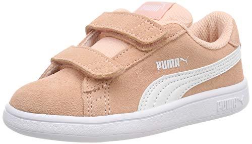 V2 Unisex peach White Sd puma Puma Morado Bud Smash V Niños Zapatillas Para Inf 5YpHSqw