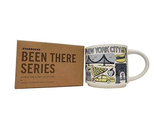 Starbucks Been There Mug - New York City, 14 FL Oz (011086601)