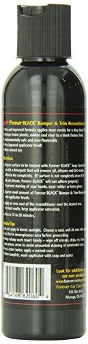 Forever Black Bumper & Trim 6 Oz. (NEW Improved Formula & Larger Size)