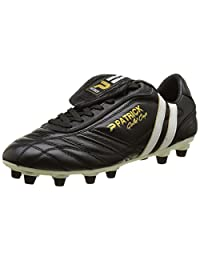 Patrick Gold Cup 13 Mens Soccer Shoe, Cleat Black/White