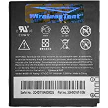 Replacement Generic Battery for HTC Vivid 4G, HTC Raider 4G ( BH39100 )
