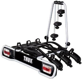 Thule EuroRide 3, Portabicicletas funcional que cubre todas las ...