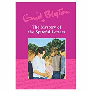 book cover of The Mystery of the Spiteful Letters