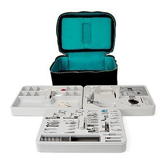 janome foot case - 2