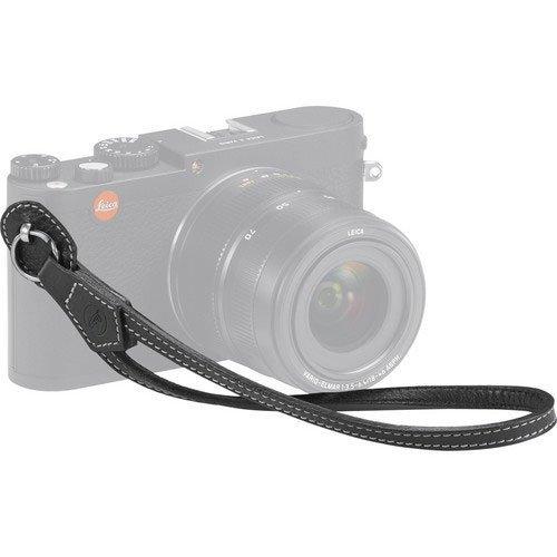 LeicaLeica M&X Black Wrist Strap for Digital Camera (Black) (Best Strap For Leica M)