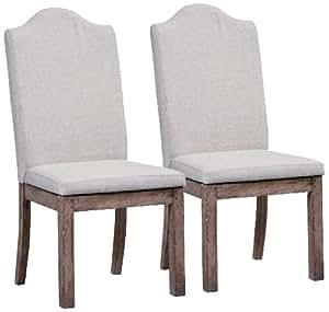Vintage Parsons Chair [Set of 2]