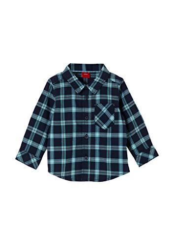 s.Oliver 405.10.009.11.120.2051960 baby-jongens Overhemd
