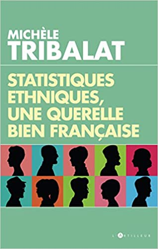 Couverture Statistiques ethniques, une querelle bien française