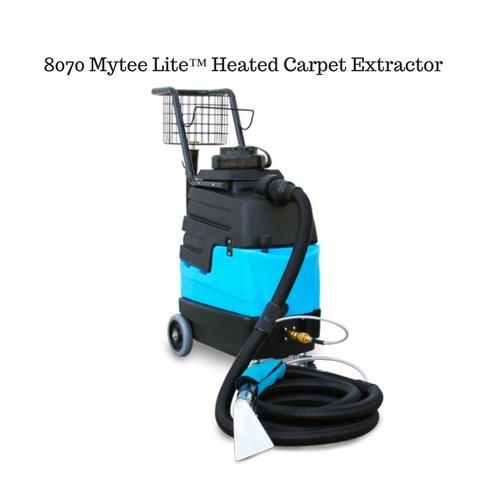 carpet extractor mytee - 6